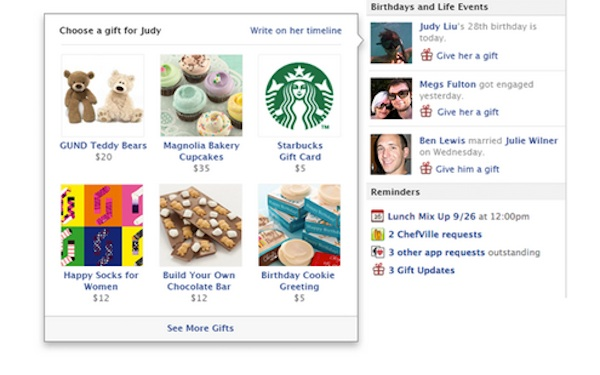 How to Increase Facebook Pages Likes gifts