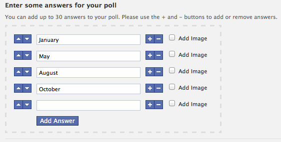 How to Increase Facebook Pages Likes polls