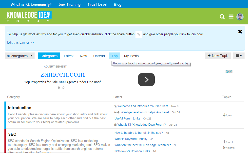 How to Promote Forum Website what is forum