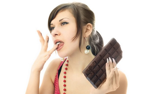 The Effects of Dark Chocolate for Reduce Weight
