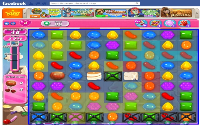 Top 10 Facebook Games of All Times Candy Crush