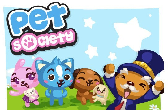 Top 10 Facebook Games of All Times Pet Society