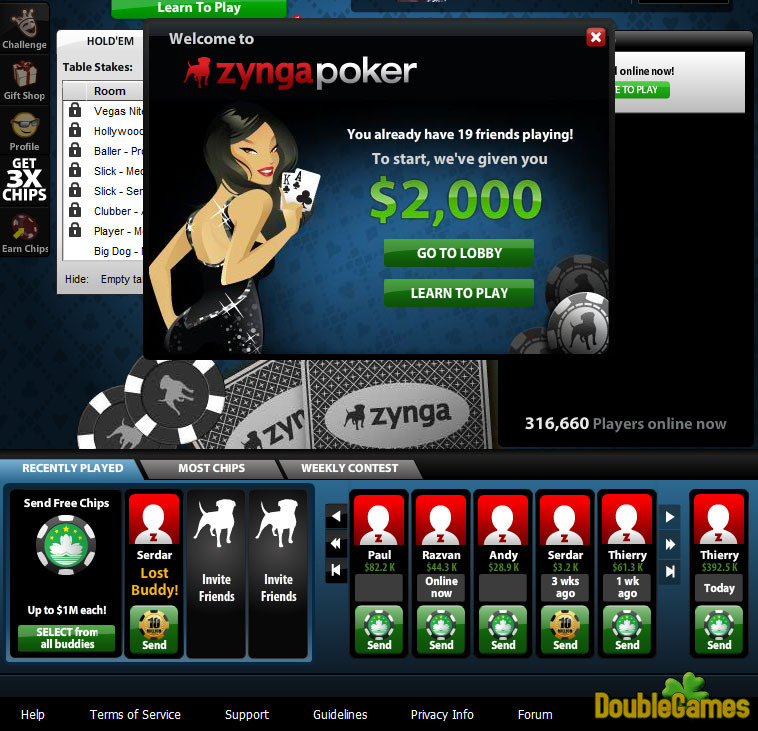 Top 10 Facebook Games of All Times Texas Holdem Poker