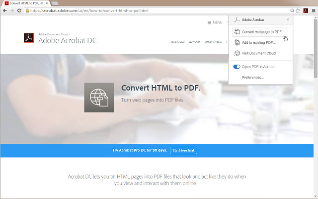 Top 4 Google Chrome Extensions For Education Adobe Acrobat