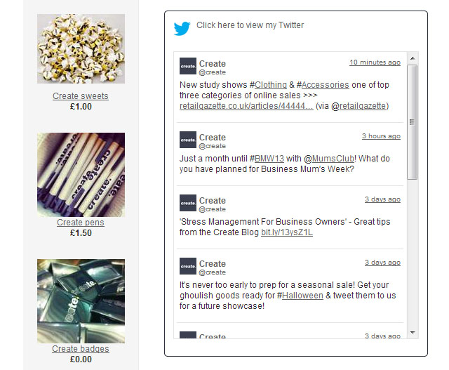 Twitter Benefits For Small Businesses An Addition to Your Website