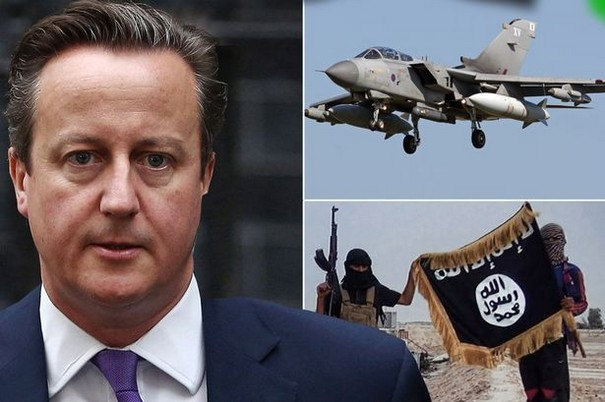 War takes a new turn with British attacks on Isis oil Infrastructure