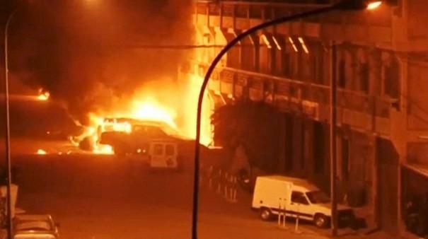 Al Qaeda attack in Burkina Faso hotel