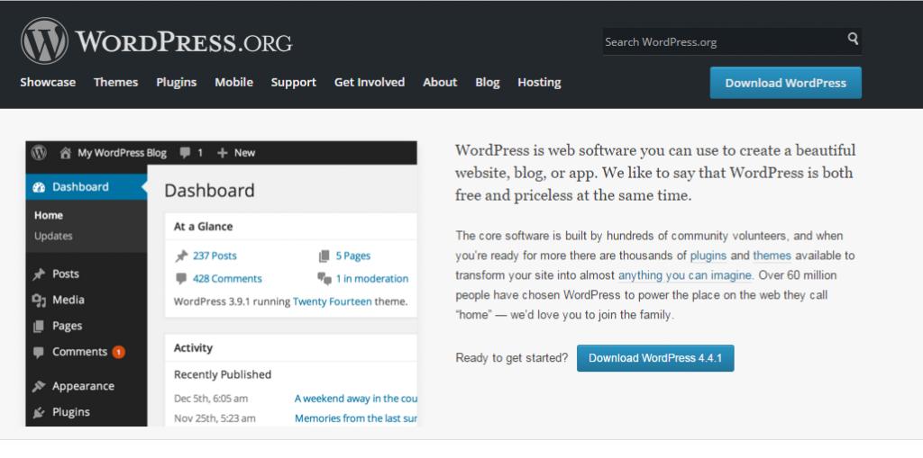 Best Blogging Platforms Of All Times WordPress