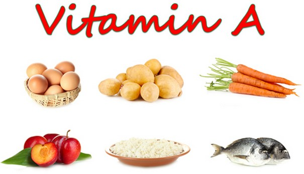 Excess of vitamin A