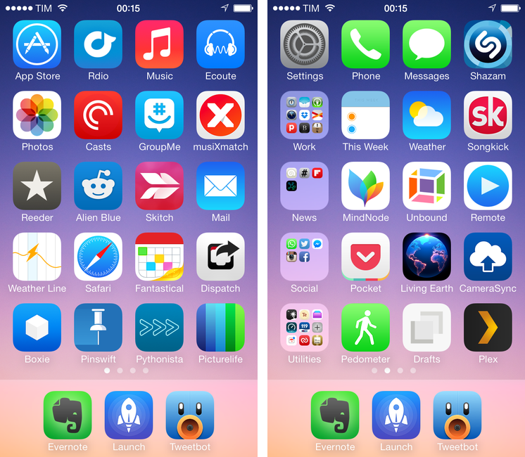 How iPhone is Better than Android apps