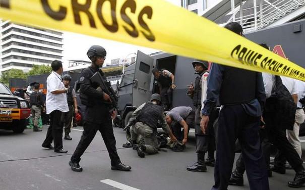 ISIS behind Jakarta Attacks