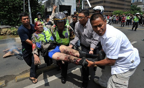 ISIS behind indonesia attacks