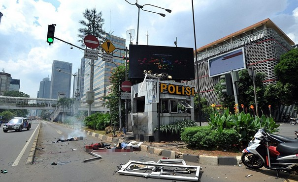 Attacks in Indonesia
