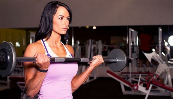 Lift Weights 3 Times Per Week