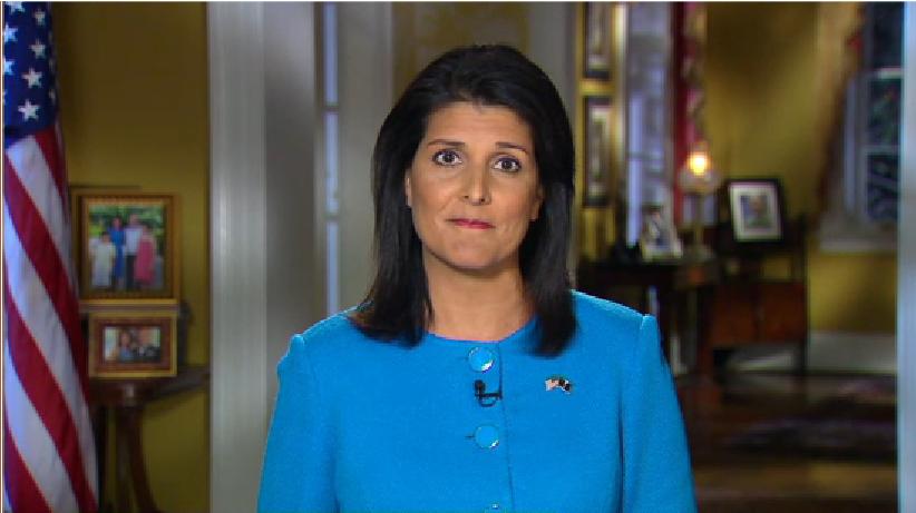 Nikki Haley Speech Emphasizes GOP's Future Course of Action
