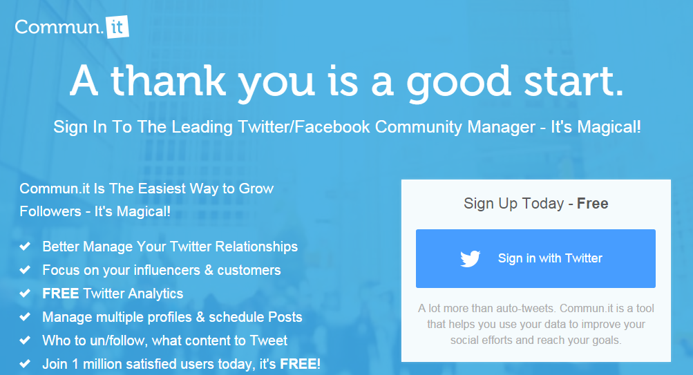 Powerful Social Media Tools for Small Business communit
