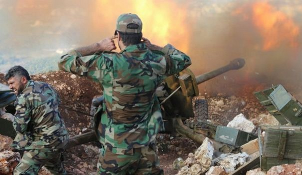 Syrian army launched