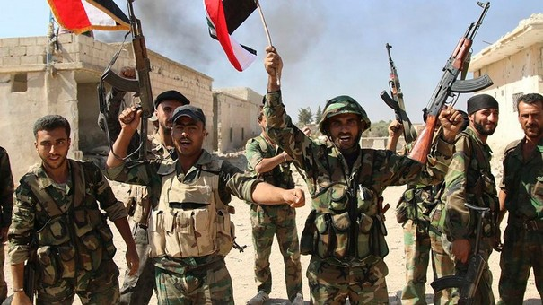 Syrian Army Assaults Reverse IS Gains in Deir Ezzor
