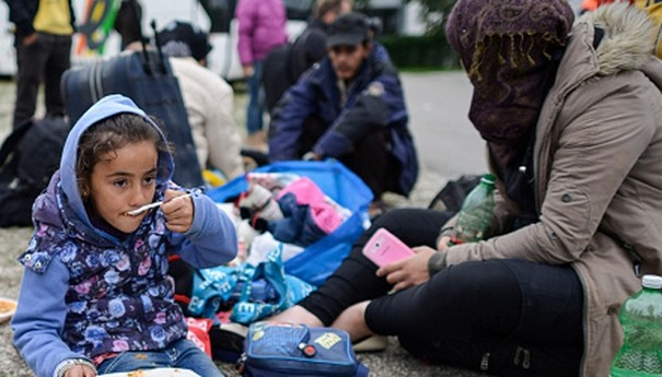 Syrian refugee bill