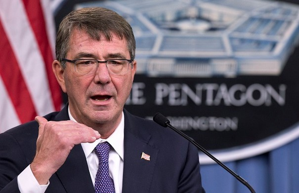 Ash Carter: IS in Syria