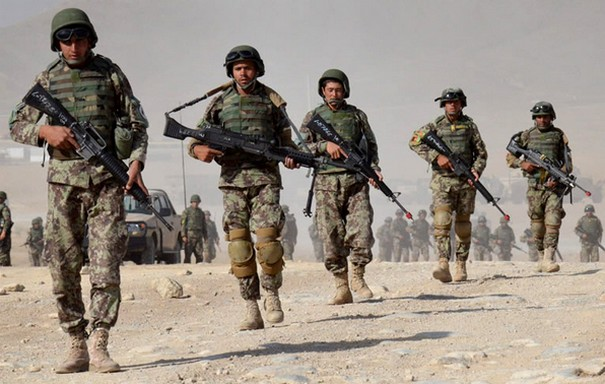 Afghan army kills 47 Daesh Terrorists in Nangarhar