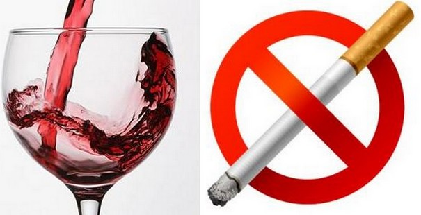 Alcohol and Tobacco
