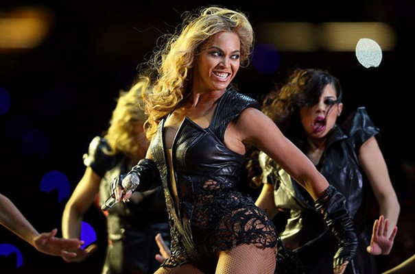 Beyonce gives one of her best performances at Super Bowl