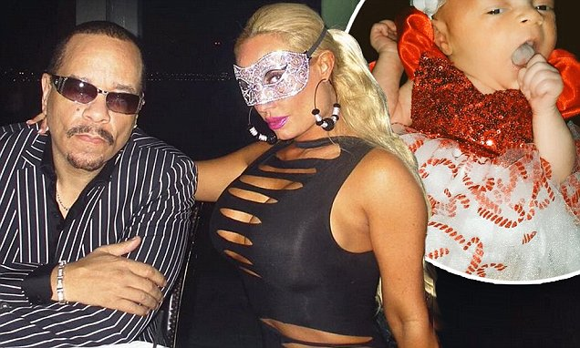 Coco Austin Bares All In A Daring Snap
