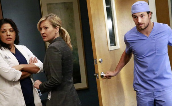 Grey's Anatomy Pulls a Great Stunt Yet Again