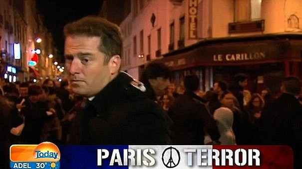 ISIS propaganda video shows footage of Today host Karl Stefanovic