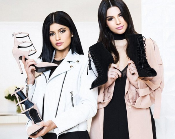 Kendall and Kylie own fashion brand