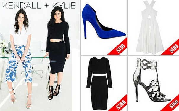 Kendall and Kylie Start Their Own Clothing Line