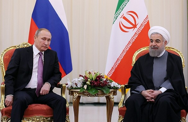 Russia and Iran deal