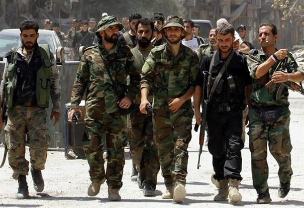 Syrian Army Advances towards ISIS stronghold city of Raqqa