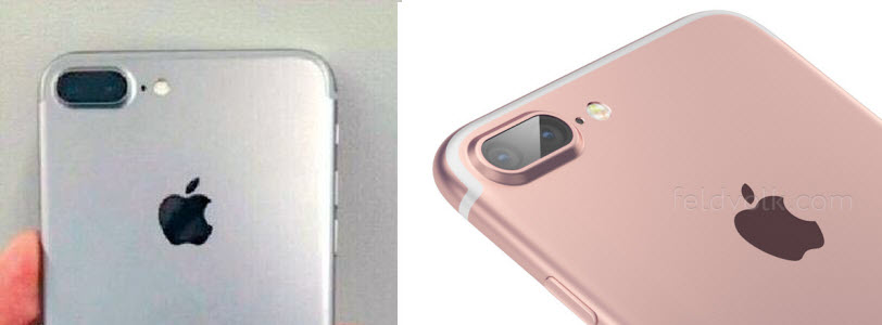Apple Leak Discloses First 'iPhone 7 Pro' Images