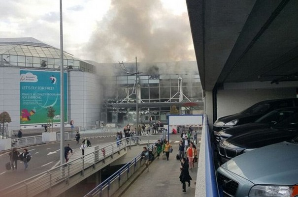 Brussels Terror attacks: Dozens of People Killed and Wounded