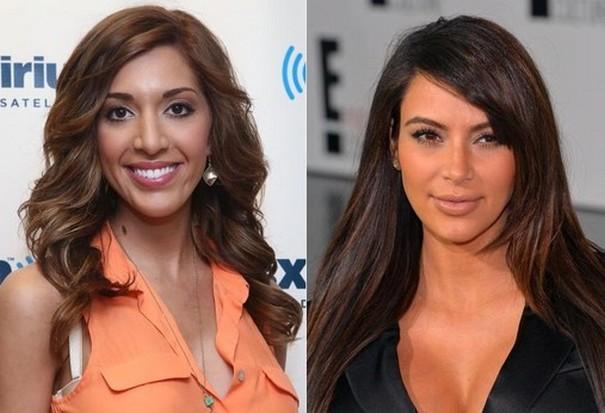 Farrah Abraham thinks she is better than Kim Kardashian