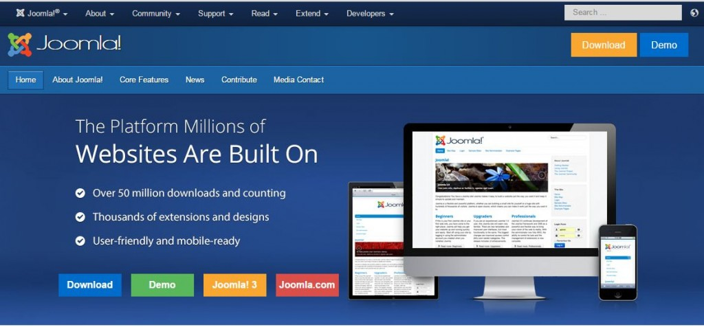 How to Develop a Website Without Coding Joomla
