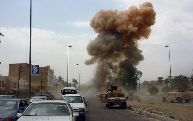 ISIS kills 47 Iraqi Soldiers in a String of Attacks near Ramadi