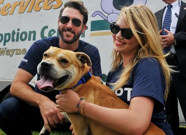 Kate Upton boyfriend restrains her from having more than three dogs