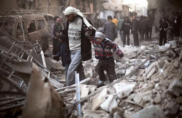 New Syria Peace Talks Set To Begin In Geneva