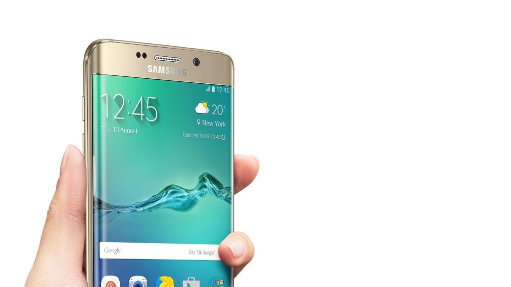 Samsung Galaxy S6 Edge VS S6 Comparison body