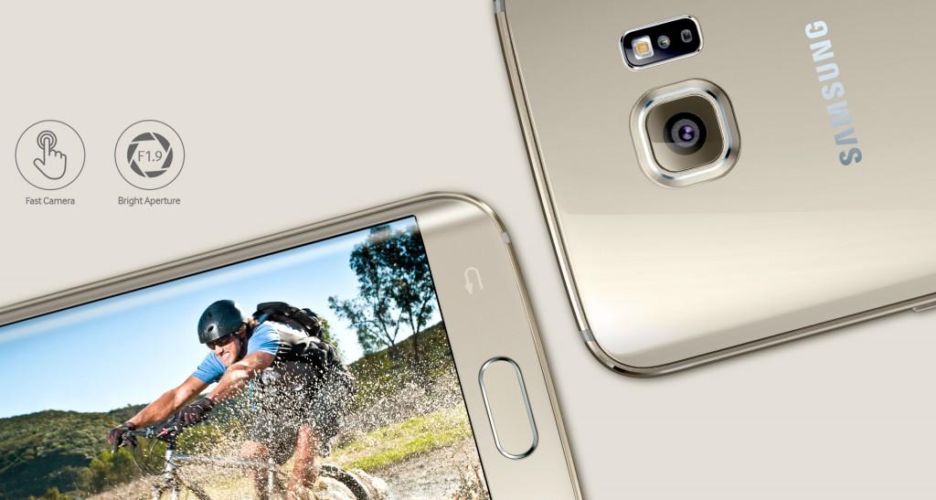 Samsung Galaxy S6 Edge VS S6 Comparison camera