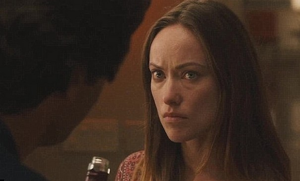 Vinyl Features Olivia Wilde Uncensored NSFW Scene