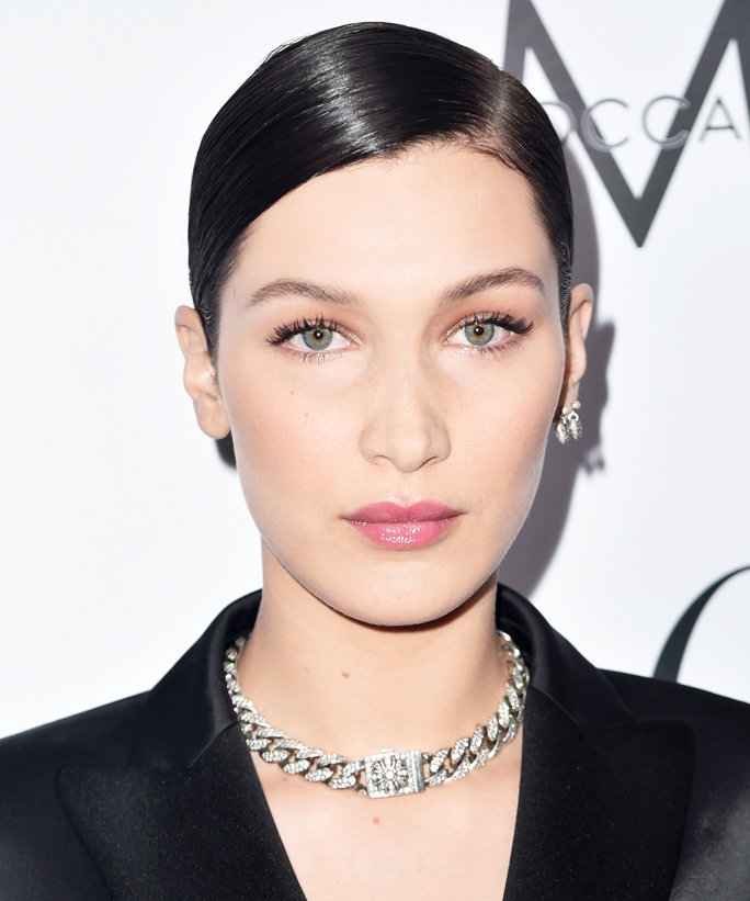 Bella Hadid Posts Instagram Video in a Skimpy Wet Bikini