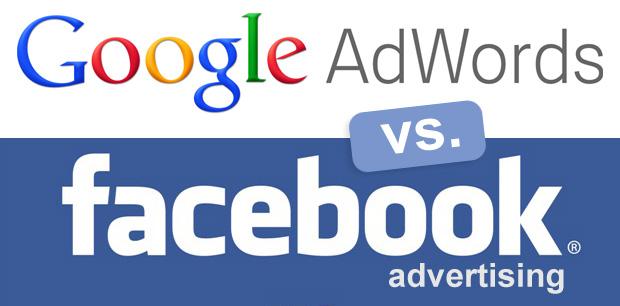 Facebook VS Google Advertising Performance - TWB