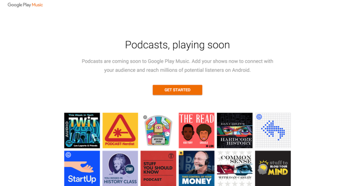 Google's Play Music Podcasts Are Coming on 18th April