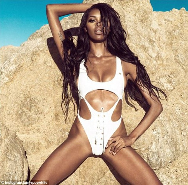 Jessica White Talks About Her Hot Workout Regime