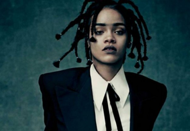 Rihanna New Song is not part of 'Anti' Album