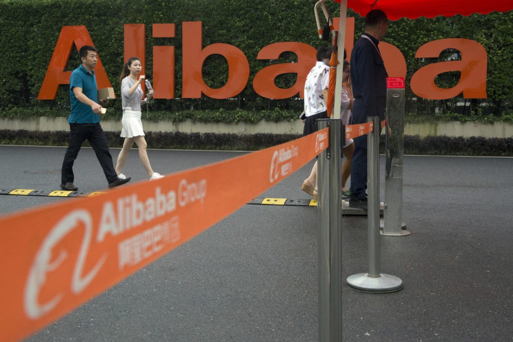 A Friend Won and Lost By Alibaba in Washington